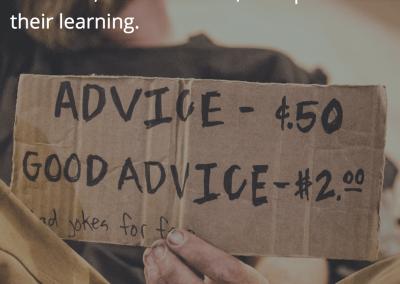 25 Advice